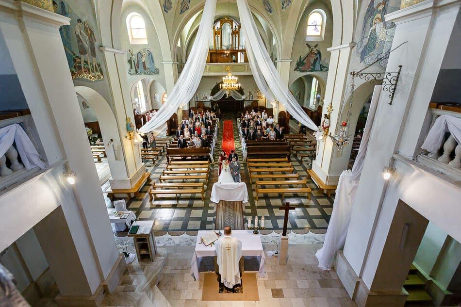 kościół Tarnowiec